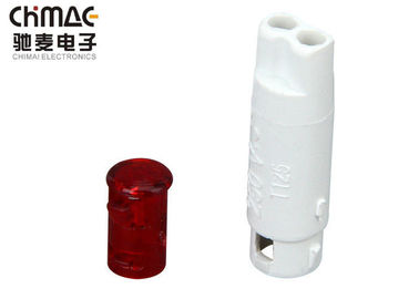 Plastic Cooker Terminal Block , Waterproof Terminal Block Indicator Accessories